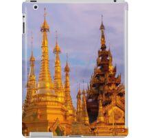 Shwedagon Pagoda Yangon iPad Case/Skin