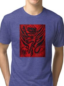 The Dragon Tri-blend T-Shirt