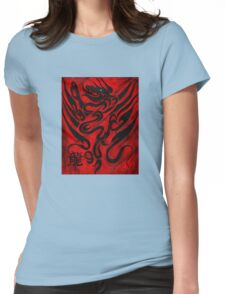 The Dragon Womens Fitted T-Shirt