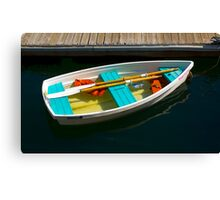 Boston Boat Canvas Print