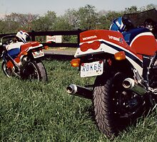 V-Four Superbikes by Ken Thomas Photography
