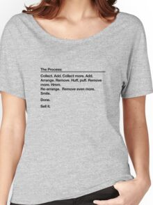 The (Design) Process Women's Relaxed Fit T-Shirt