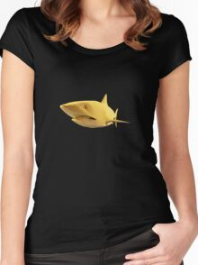 I'm Shark Women's Fitted Scoop T-Shirt