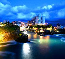 Biarritz Light by Jason Harding