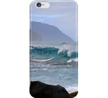 Na Pali Coast in Kauai, Hawaii iPhone Case/Skin