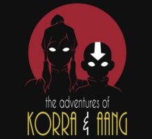 The Adventures of Korra & Aang Kids Clothes