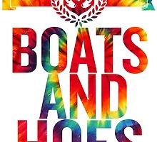 Boats and Hoes by jackthewebber