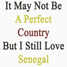 It May Not Be A Perfect Country But I Still Love Senegal  by supernova23