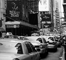 Taxi by RavenRidgePhoto