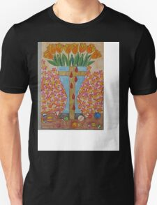 EIGHT BLEEDING TULIPS T-Shirt