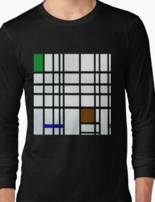 Composition in Sad Frog Long Sleeve T-Shirt