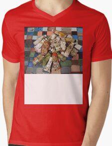 ART DREAMS Mens V-Neck T-Shirt