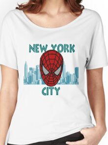 Spidey New York Women's Relaxed Fit T-Shirt