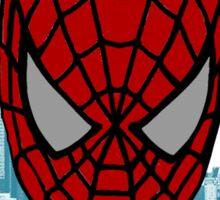 Spidey New York Sticker