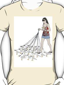 My pet seagulls T-Shirt
