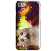 Space Cat iPhone Case/Skin