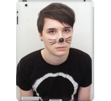 Dan Howell Twitter Icon iPad Case/Skin