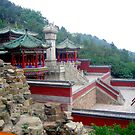 Summer Palace, Beijing by Laurie Puglia