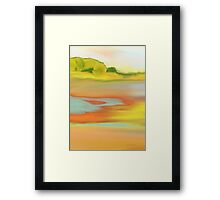 The Good Earth Framed Print