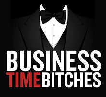 Business Time by jackthewebber