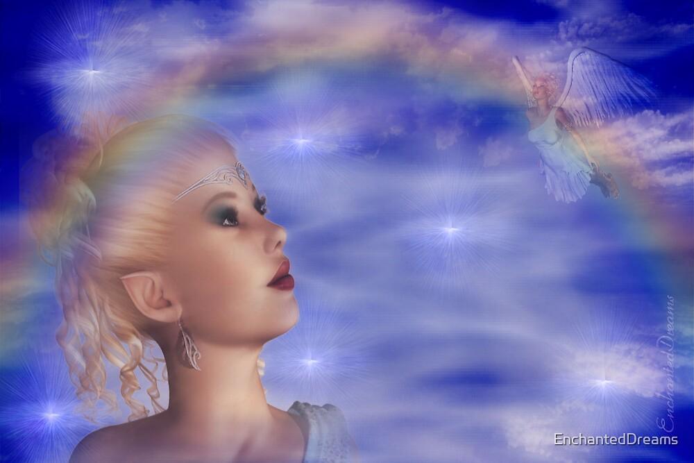 Rainbow Heaven by EnchantedDreams