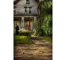 Haunted II Photographic Print