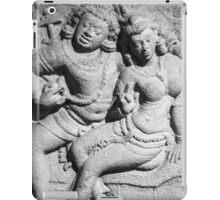 Isurumuniya Lovers iPad Case/Skin