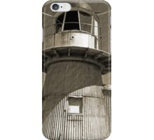 Grassy Hill Lighthouse - Cooktown iPhone Case/Skin