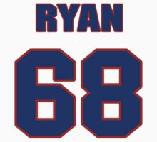 National football player Ryan McKee jersey 68 by imsport