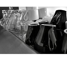 Lot's Of Cups ... Photographic Print