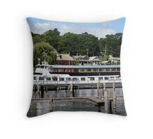 Seneca Legacy Throw Pillow