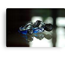 My Little Go Kart Canvas Print