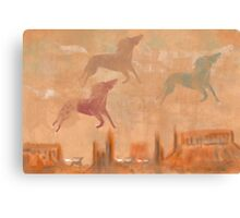 Spirit Horse Mesa Canvas Print