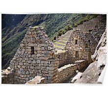 Machu Picchu 3 Poster