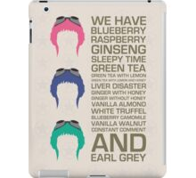 Myriad Of Teas iPad Case/Skin