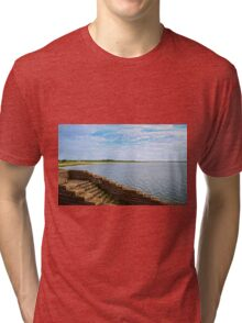 Lonely Lake Tri-blend T-Shirt