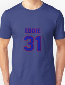 National football player Eddie Price jersey 31 T-Shirt