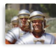 Gladiators in Jordan Canvas Print