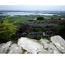 Irish Coastline Photographic Print