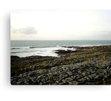 Irish Coast  Canvas Print