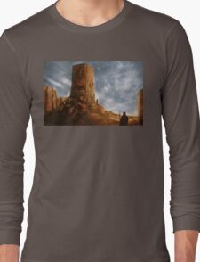 Shadow of the Monolith Long Sleeve T-Shirt