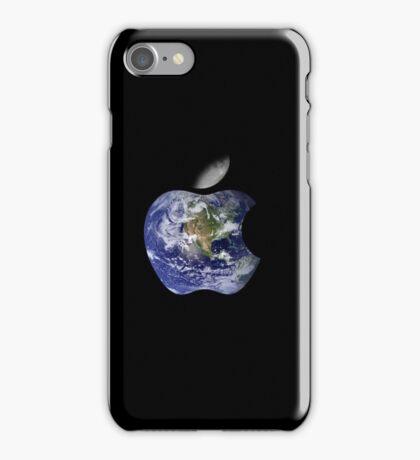 EA(PPLE)RTH iPhone Case/Skin