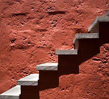 Colonial Steps by Ben Ryan