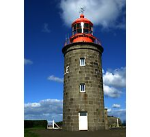 Phare de Granville Lighthouse - France Photographic Print