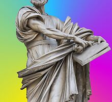 St. Peter Statue by savage1