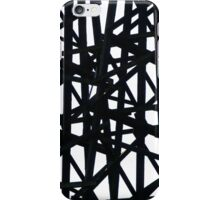 Intricate Trestle Silhouette iPhone Case/Skin