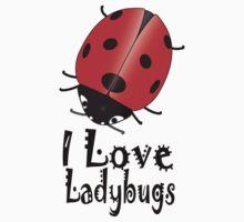 I Love Ladybugs by Patricia Johnson
