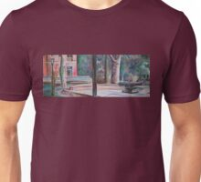 pratt campus in pastels Unisex T-Shirt