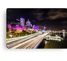 Life In The Fast Lane... Canvas Print