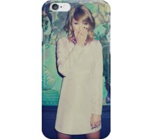 Taylorrr iPhone Case/Skin